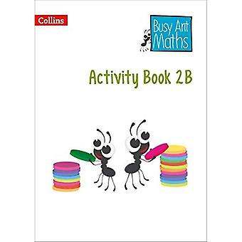 Busy Ant Maths - Year 2 Activity Book 2B