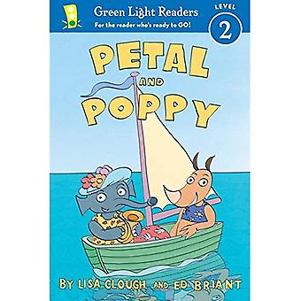 Petal and Poppy (Green Light Readers Level 2)
