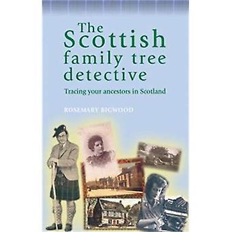 Detektyw szkocki drzewo genealogiczne: Śledzenie swoich przodków w Szkocji (drzewo genealogiczne Detective)