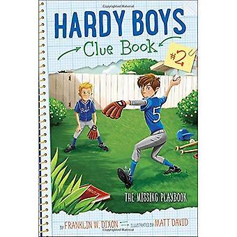 De ontbrekende Playbook (Hardy Boys aanwijzing boek)