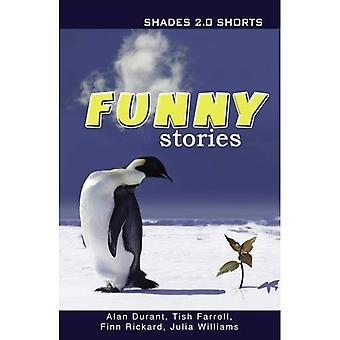 Lustige Geschichten Schatten Shorts 2.0 (Shades 2.0)