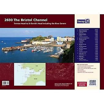 Imray grafiek Pack: Bristol Channel (2000 serie)