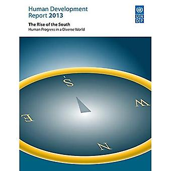 Human Development Report: The Rise of the Global South: Human Progress in a Diverse World