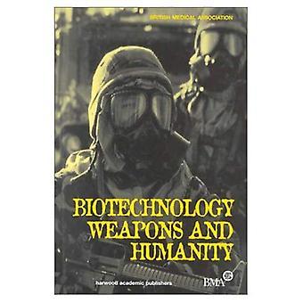 Biotecnología, armas y humanidad