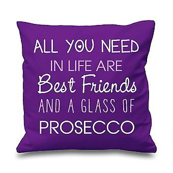 Lilla puten alt du trenger i livet er beste venner og et Glass Prosecco 16