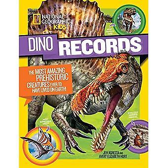 Dino Records: De mest fantastiska förhistoriska varelserna någonsin som har levt på jorden! (Dinosaurier) (dinosaurier)