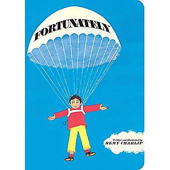 Fortunately (Classic Board Books) [Board book]