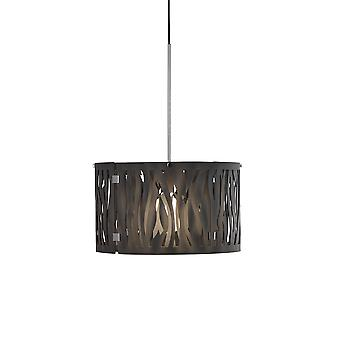 Herstal - Grass LED Pendant Light Smoke Chrome, Smoky Finish 6087270165