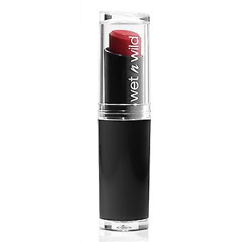 Wet n Wild MegaLast Lip Color-Verpackung, rot