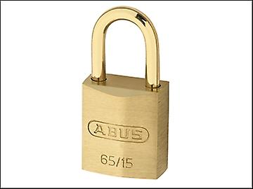 ABUS 65MB/30 30mm Brass Padlock & Shackle Long Shackle 70 Carded