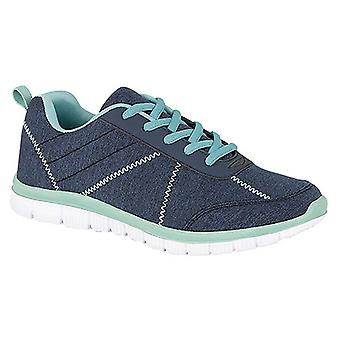 Dek Superlight Womens/Ladies Moonlight Lace Up Trainers