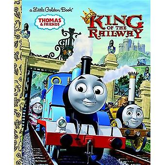 King of the Railway by Reverend Wilbert Vere Awdry - Golden Books - 9