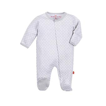 Magnetic Me™ by Magnificent Baby Boy's Cotton Footie
