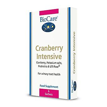 BioCare Canneberges Sachets intensifs 6 (77106)