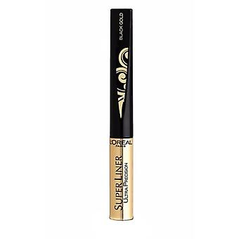 L'Oreal Super Liner Ultra Precision Eye Liner - Oro Nero