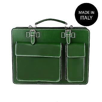 Leather Workbook Made in Italy 7005