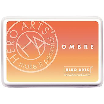 Hero Arts Ombre Ink Pad-Butter To Orange OMBRE-AF309