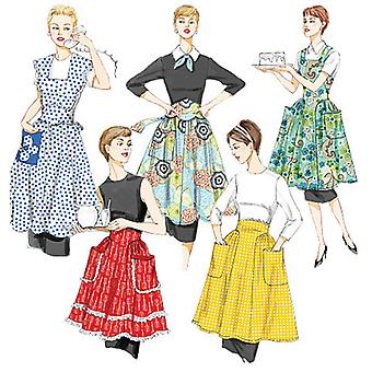 Aprons  All Sizes In One Envelope Pattern V8643  Xy0