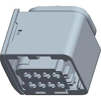 Socket enclosure - cable HDSCS, MCP Total number of pins 8 TE Connectivity 2-1418479-1 1 pc(s)