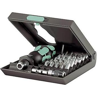 Bit set 32-piece Wera KRAFTFORM COMPACT 70 Allround 05057110001