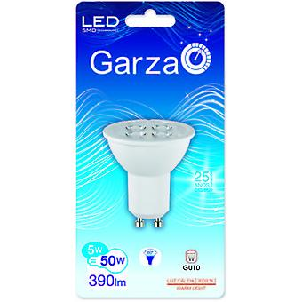 Garza Smd Led Gu10 5W 350Lm 60 30K (Home , Lighting , Light bulbs and pipes)