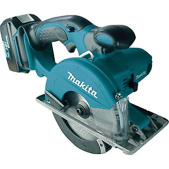 Makita BCS550RFE Circular Li-ion Metal Cutting Saw 18V 136 Mm