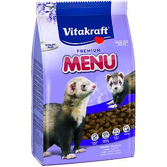Vitakraft Ferrets Menu 800 g (Small pets , Dry Food and Mixtures)