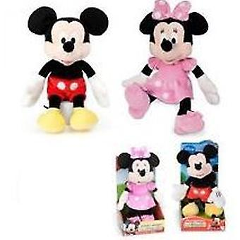 Quiron Mickey & Minnie Club 25Cm. (Toys , Preschool , Dolls And Soft Toys)