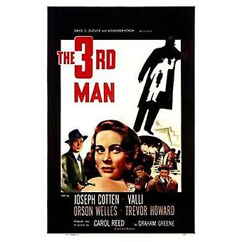 The Third Man Movie Poster (11 x 17)