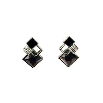 Edgy urban rock statement earrings (multiple colors)