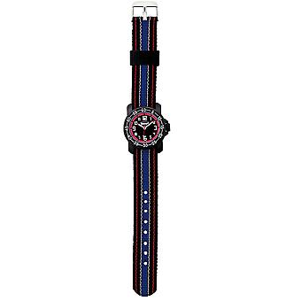 Scout Kinder Uhr Lernuhr Action Boys Black 280376020