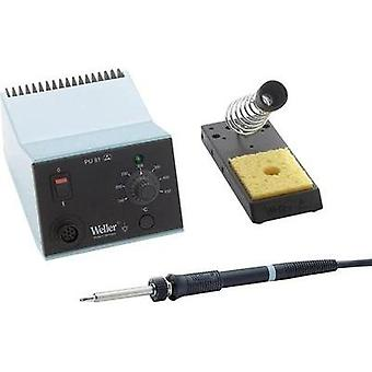 Soldering station analogue 95 W Weller WS 81 +150 up to +450 °C