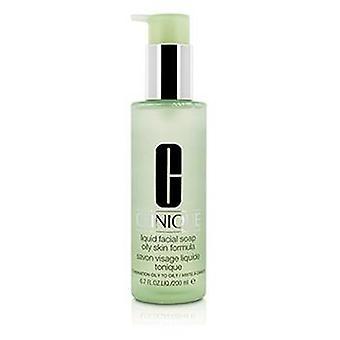Clinique Liquid Facial Soap Oily Skin Formula - 200ml/6.7oz