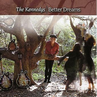 Kennedys - bedre drømme [CD] USA importerer