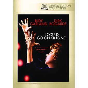 I Could Go on Singing [DVD] USA import