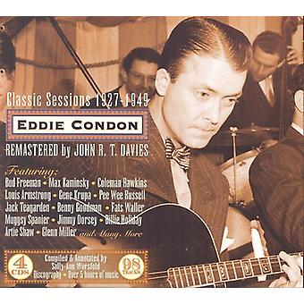 Eddie Condon - Classic Sessions 1927-1949 [CD] USA import