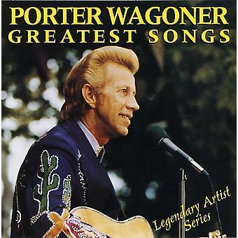 Porter Wagoner - Greatest Songs [CD] USA import