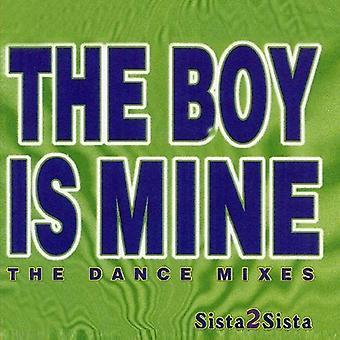 Sista 2 シスタ - 少年は私 [CD] アメリカ インポートします。