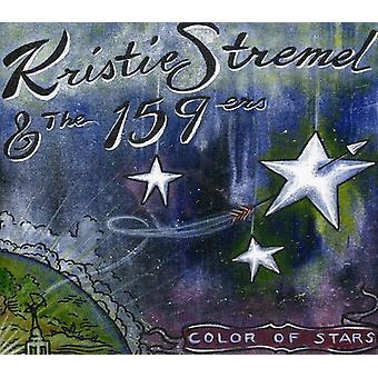 Stremel, Kristie & 159Ers - farge av stjerner [DVD] USA importere