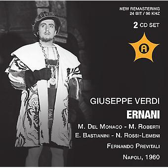 G. Verdi - Ernani [CD] USA import