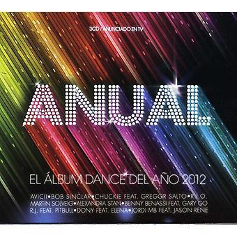 Anual 2012 - Anual 2012 [CD] USA import