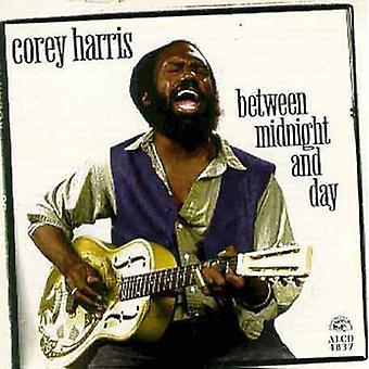 Corey Harris - importación de Estados Unidos entre media noche y día [CD]