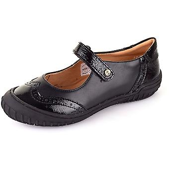 Froddo G3140007-4 Girls School Shoe Black