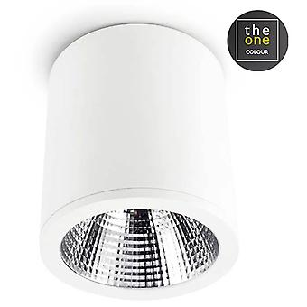 Leds C4 Plafón Exit 1xLed Cree 29,6W Blanco (Home , Lighting , Hanging lamps)
