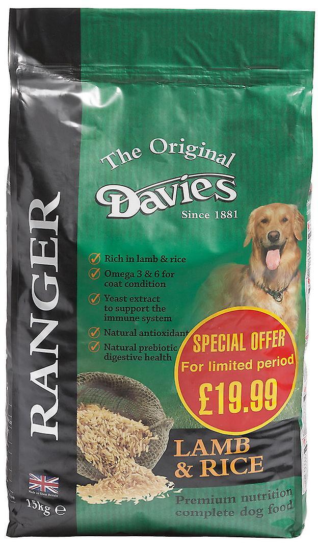 Davies Ranger lam & ris komplet 15kg Pmp ú19.99