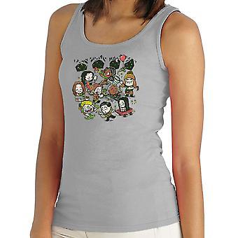 Fireflys Little Firefly Serenity Women's Vest
