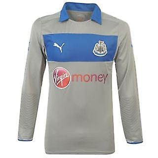 2012-13 Newcastle Accueil gardien shirt (Grey) - Enfants