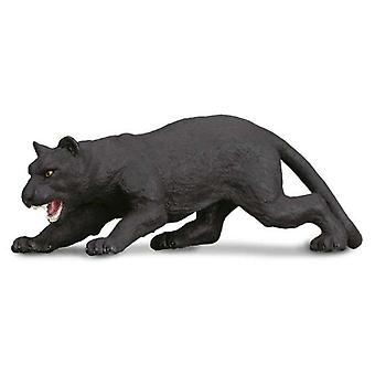 Collecta Black Panther -M- (Toys , Dolls And Accesories , Miniature Toys , Animals)