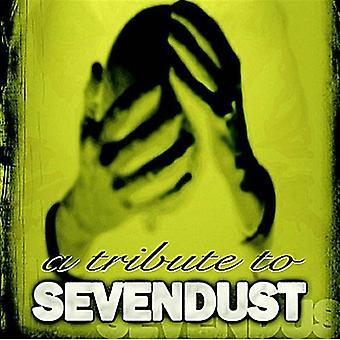 Tribute to Sevendust - Tribute to Sevendust [CD] USA import