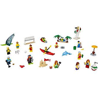 Lego 60153 City Town People pack – Fun at the beach